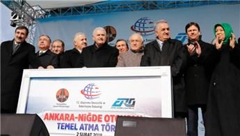 'Ankara-Niğde Otoyolu 2019'un sonunda bitecek'