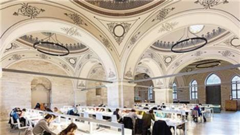 Beyazıt Kütüphanesi, dünyanın en iyi yeni binaları arasına girdi
