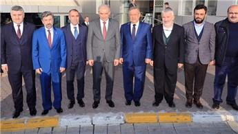 İBB Başkanı Mevlüt Uysal'dan 3 ilçeye ziyaret!