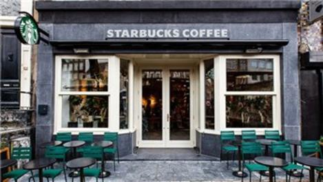 Starbucks 400. mağazasını Tophane'ye açıyor