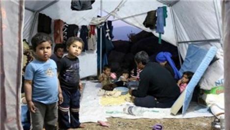 Suriyeliler için kalıcı konutlar inşa edilecek
