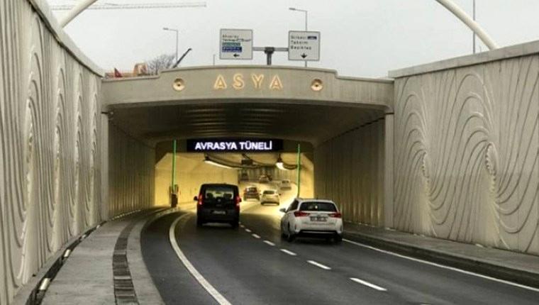 Avrasya Tüneli için uygulanan KDV indirimi yürürlükte!