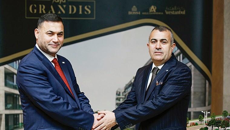 100 milyon liralık Alya Grandis projesi!