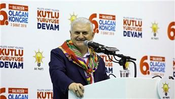 'Balıkesir'de 890 toplu konutun yapımı sürüyor'