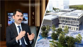 Başakşehir, yeni belediye hizmet binasına kavuşuyor