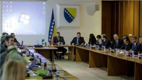 Saraybosna-Belgrad Otoyol projesinde ilk adım!
