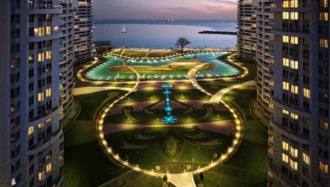 2.7 milyar dolarlık dev proje Sea Pearl Ataköy!
