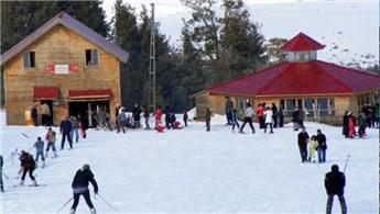 Ardahan Yalnızçam kış turizm merkezi açıldı