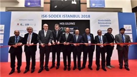 İklimlendirme fuarı ISK-SODEX kapılarını açtı