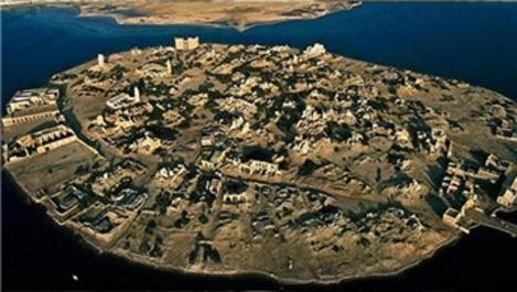 Sevakin Adası turistlerin uğrak yeri olacak