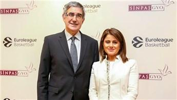 Sinpaş GYO, Euroleague Basketbol'a sponsor oldu