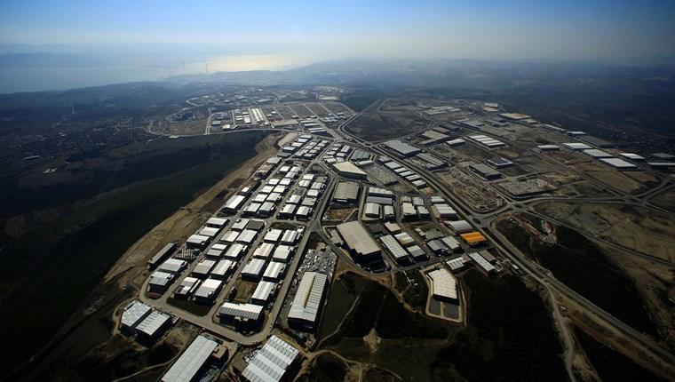 İMES Sanayi Sitesi'nde doluluk yüzde 60'a ulaştı