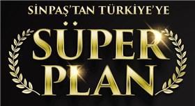 Sinpaş'tan Türkiye'ye Süper Plan kampanyası!