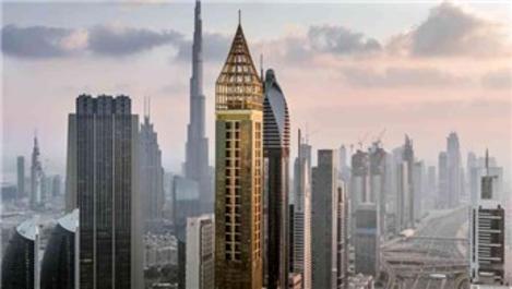 Dubai'nin Gevore Hotel'i dünyanın en uzun oteli olacak
