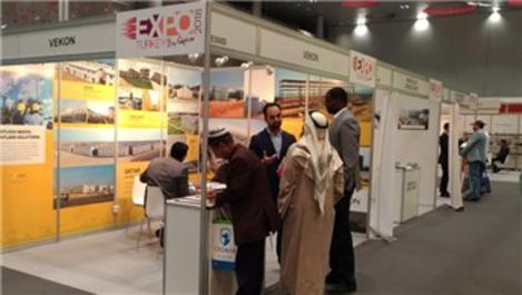 Vefa, 2. Expo Turkey by Qatar'da iş dünyasıyla buluştu