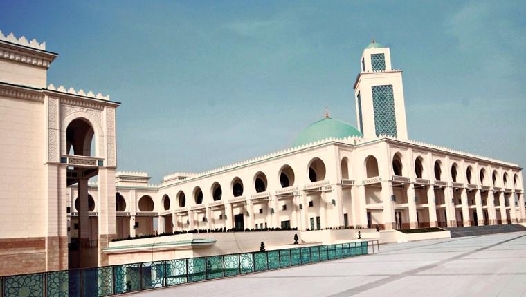 Kayı Holding, Cezayir'in en büyük camisini inşa etti