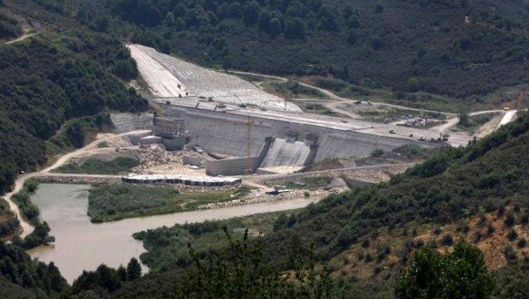 Melen Projesi ile 2071'e kadar su sıkıntısı yaşanmayacak