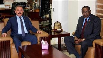 Türk iş adamları Sudan'da turizm şehri kuracak