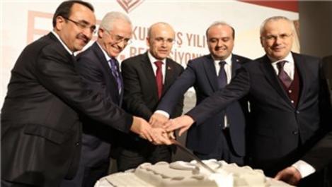 Türkiye Müteahhitler Birliği 66. yılını kutladı