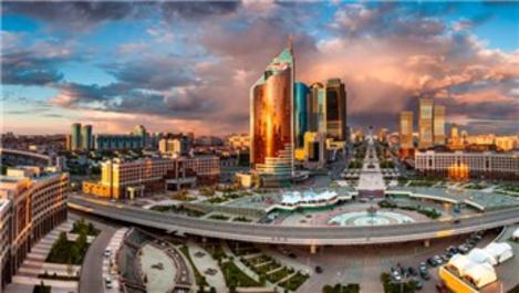 Kazakistan'daki büyük yol inşaatına Türk-Kore imzası!
