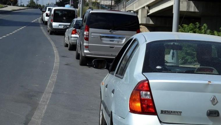 İstanbul'un parklanması analiz edilecek