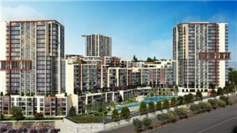 Koordinat Çayyolu'nda şehir ve doğa manzarası garanti!