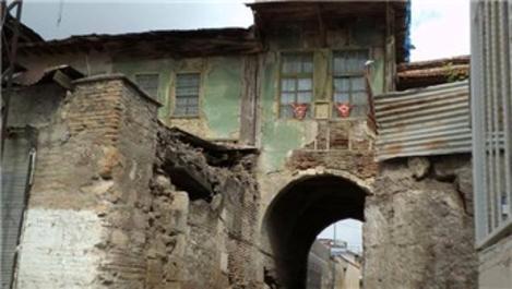 700 yıllık Musabalı Konağı restore ediliyor