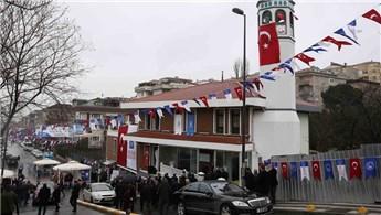 Üsküdar'daki Şemsi Sivasi Camisi ibadete açıldı