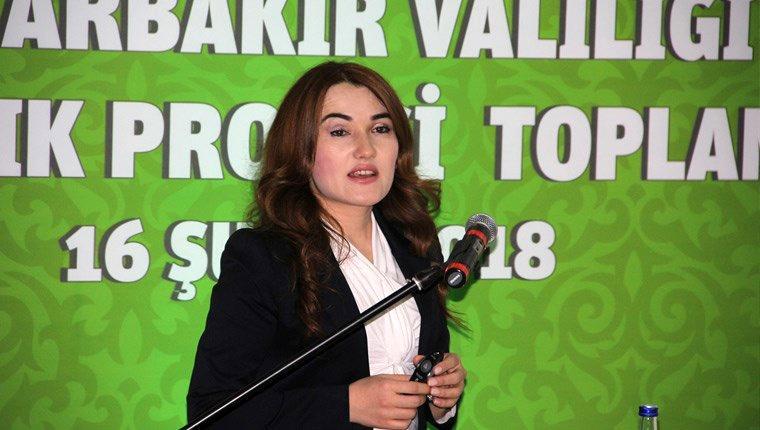 """Diyarbakır'da """"Sıfır Atık Projesi"""" tanıtıldı"""