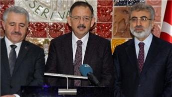 Bakan Özhaseki'den Kayseri'ye YHT müjdesi!