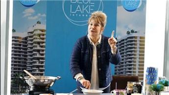 Blue Lake İstanbul, Sahrap Soysal'ı konuk etti