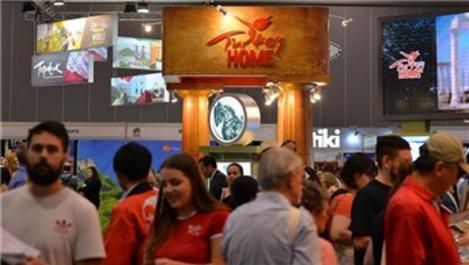 Avustralya'daki turizm fuarında Türkiye'ye yoğun ilgi!