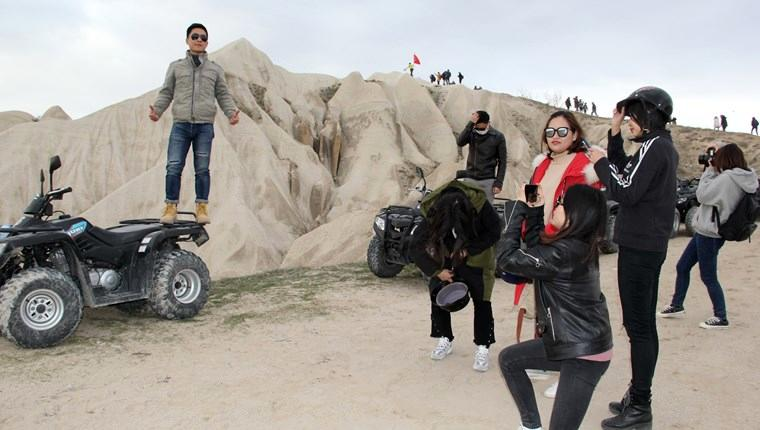 """""""2018 Kapadokya'da Çin yılı olacak"""""""