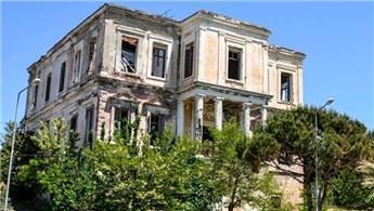 Despot'un Evi restore edilerek otel oluyor