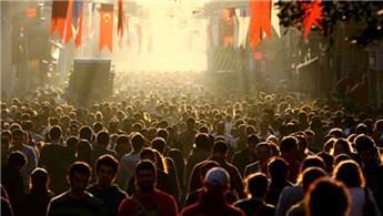 Türkiye'nin nüfusu 2040 yılında 100 milyonu geçecek!