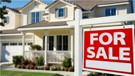 ABD'de ikinci el konut satışları yüzde 3,2 düştü