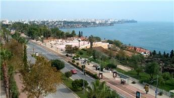 Antalya'da 80.9 milyon TL'lik inşaat projesi!