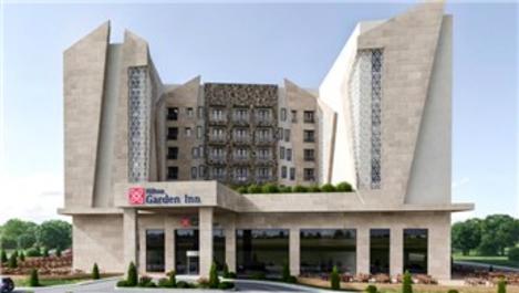 Hilton Garden Inn, tarihi şehir Adıyaman'da açıldı
