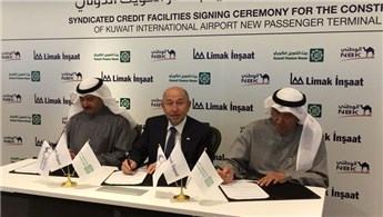 Limak, Kuveyt Havalimanı için 823 milyon dolar finansman sağladı
