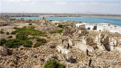'Sevakin Adası'nın restorasyonu turist sayısını artıracak'