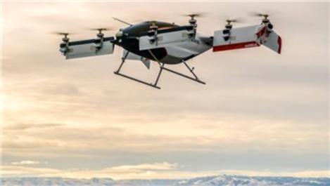 Airbus, elektrikli 'uçan taksinin' görüntülerini yayınladı