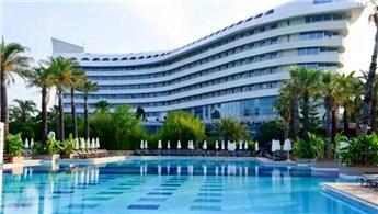 Concorde Luxury Resort Hotel basına tanıtılıyor