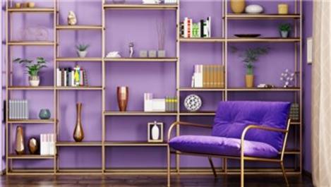 Düfa, yılın rengi Menekşe/Violet'i öneriyor