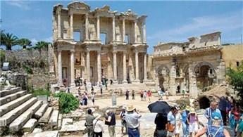 Türkiye, dünyada en çok turist çeken 6'ncı ülke oldu