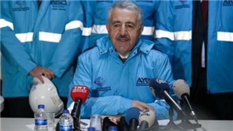 Bakan Arslan'dan 3. havalimanı açıklaması!