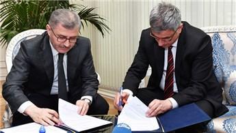 Üsküdar'da yeni hastane projeleri için protokol imzalandı