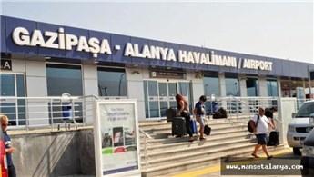 Gazipaşa Alanya Havalimanı'nda hedef 1.2 milyon yolcu!