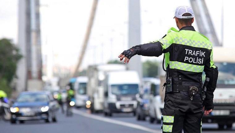 İstanbul'da bu yollar pazar günü trafiğe kapalı olacak