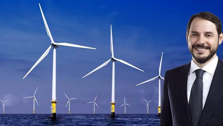 Bakan Albayrak açıkladı, Deniz Rüzgarı projesi geliyor!