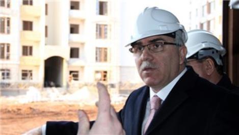 TOKİ'den Gaziantep'teki şehit ailelerine özel proje!